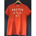 Tee-shirt ABERCROMBIE & FITCH Orange