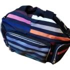 Non-Leather Oversize Bag SONIA RYKIEL rose bleu noir violet orange beige