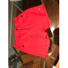 Bermuda Shorts BABY DIOR Red, burgundy