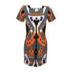 Midi Dress GUCCI Multicolor