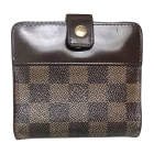 Wallet LOUIS VUITTON Brown
