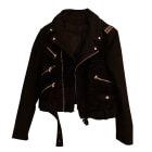 Zipped Jacket THE KOOPLES Black