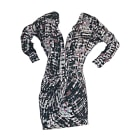 Mini Dress ISABEL MARANT Gray, charcoal