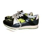 Sneakers KENZO Vert, noir, blanc