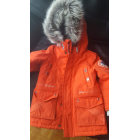 Coat IKKS Orange