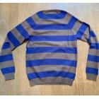 Pull ERIC BOMPARD Bleu, bleu marine, bleu turquoise