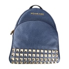 Backpack MICHAEL KORS Blue, navy, turquoise