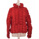 Manteau DERHY Rouge, bordeaux