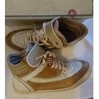 Chaussures à lacets  PROMOD Beige, camel