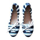Ballet Flats MIU MIU Blue, navy, turquoise
