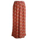 Pantalon large CLAUDIE PIERLOT Rouge, bordeaux