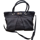 Leather Handbag MARC JACOBS Black