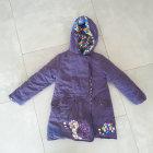 Manteau DU PAREIL AU MÊME DPAM Violet, mauve, lavande