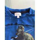 Tee-shirt PAUL SMITH JUNIOR Bleu, bleu marine, bleu turquoise