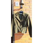 Blazer, veste tailleur BLEU 123 Kaki