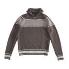 Pull GIANFRANCO FERRE Marron
