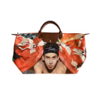 Non-Leather Oversize Bag LONGCHAMP Multicolor