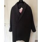 Coat DES PETITS HAUTS Gray, charcoal
