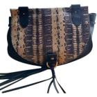 Leather Handbag SEE BY CHLOE Multicolor
