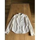 Shirt IKKS White, off-white, ecru