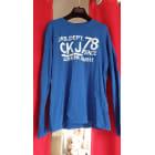 Tee-shirt CALVIN KLEIN Bleu, bleu marine, bleu turquoise
