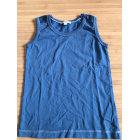 Tee-shirt BURBERRY Bleu, bleu marine, bleu turquoise