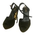 Sandales à talons MICHAEL KORS Noir