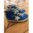 Sports Sneakers GOLDEN GOOSE Blue, navy, turquoise