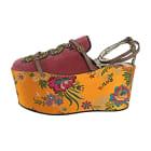 Loafers GUCCI Multicolor