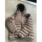 Down Jacket JOTT Khaki