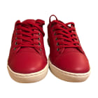 Sneakers DOLCE & GABBANA Red, burgundy