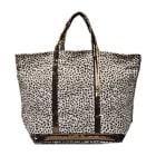 Non-Leather Handbag VANESSA BRUNO Beige, camel