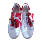 Sneakers ISABEL MARANT Bart White, off-white, ecru