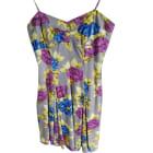 Mini Dress TARA JARMON Multicolor