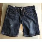 Shorts LIU JO Blau, marineblau, türkisblau