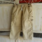 Pantalon DDP Marron