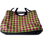 Leather Shoulder Bag CHRISTIAN LOUBOUTIN Multicolor