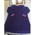 Dress LACOSTE Purple, mauve, lavender