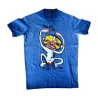 Tee-shirt DSQUARED Bleu, bleu marine, bleu turquoise