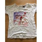 Top, Tee-shirt JBC Blanc, blanc cassé, écru