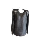 Sweater MAJE Silver
