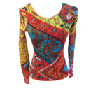 Top, T-shirt CHACOK Multicolor