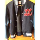 Zipped Jacket LACOSTE Blue, navy, turquoise