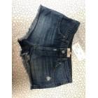 Denim Shorts BA&SH Blue, navy, turquoise