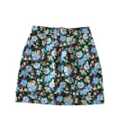 Mini Skirt MAJE imprime floral