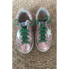 Sneakers GOLDEN GOOSE Pink, fuchsia, light pink