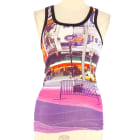 Top, tee-shirt CUSTO BARCELONA Multicouleur