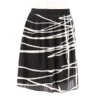 Midi Skirt DESIGUAL Black