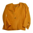 Jacket YVES SAINT LAURENT Yellow
