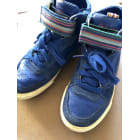 Sneakers PAUL SMITH JUNIOR Blue, navy, turquoise